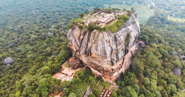 Sigiriya Rock Fortress – Trekking