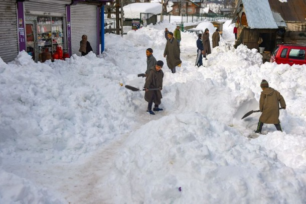 Experience village life in Tangmarg
