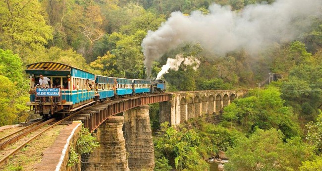 Sign up for Nilgiri Mountain Toy Train