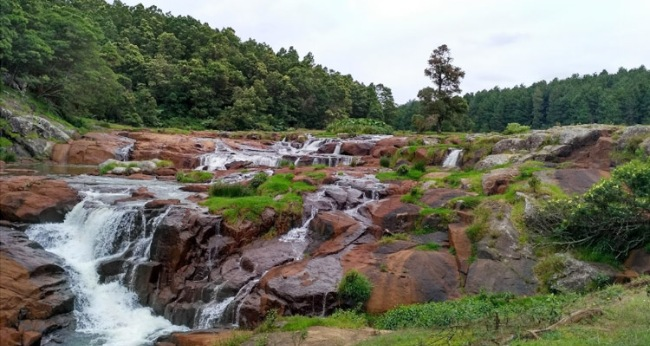 Pykara Waterfalls