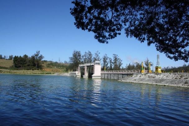 Kamaraj Sagar / Sandynallah Reservoir & Pine Forest
