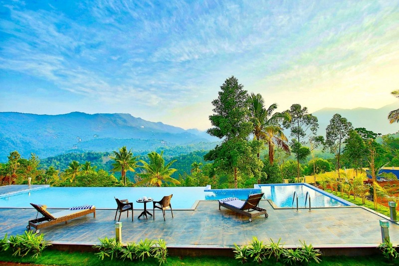 3 Days Kerala Honeymoon Packages - Mulberry