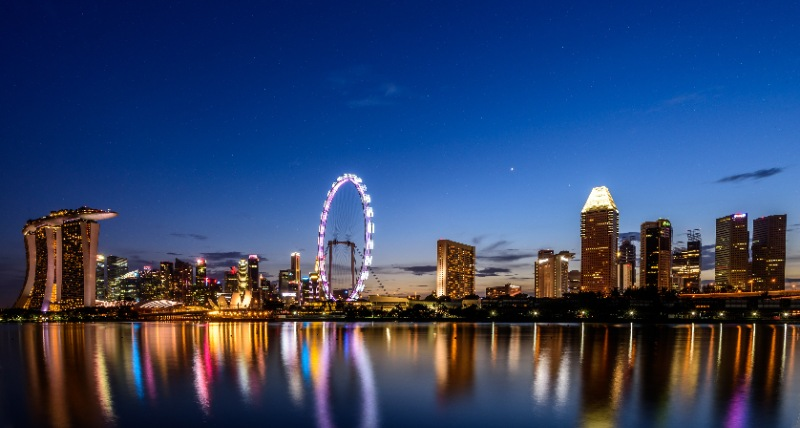 Singapore Honeymoon Package with Cruise