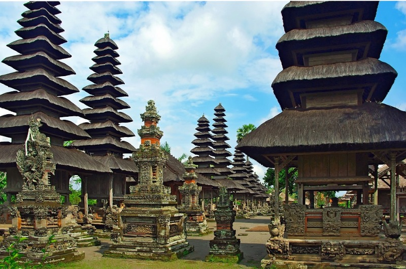 Singapore Bali Honeymoon Packages