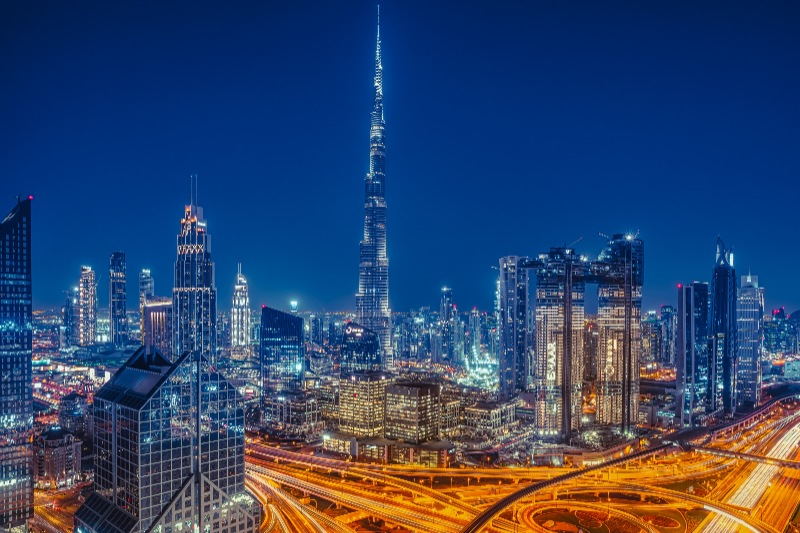 Dubai Tour Packages with Desert Safari & Burj Khalifa
