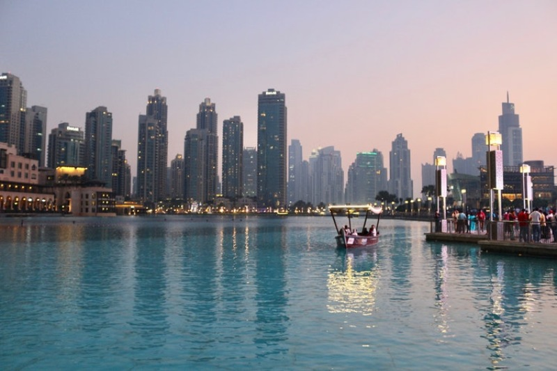 Dubai Tour Packages with from Ahmadabad