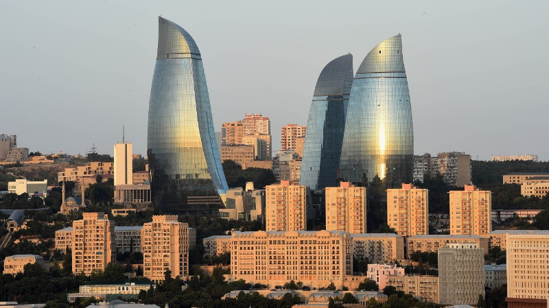Azerbaijan Tour Package from India