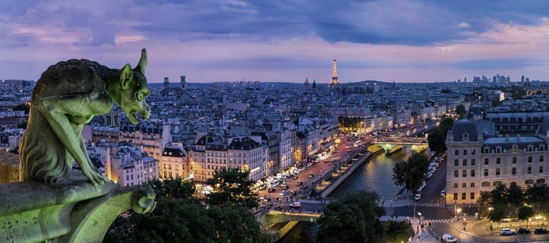 Paris Tour Package
