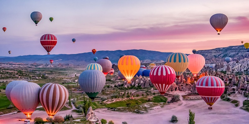 Turkey Tour Packages from India