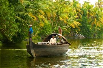 Thekkady - Houseboat