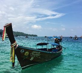 Phi Phi Island visit