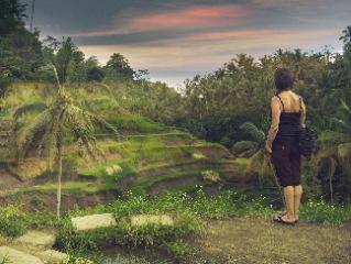 Bali Airport arrival