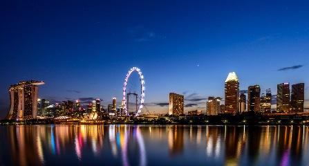 Bali to Singapore