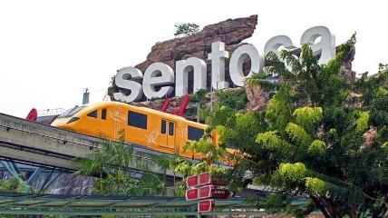 City tour & Sentosa Island Visit