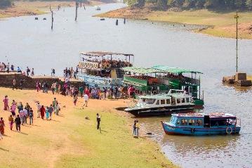 Munnar to Thekkady