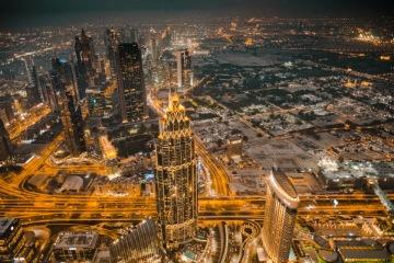 Dubai Airport arrival