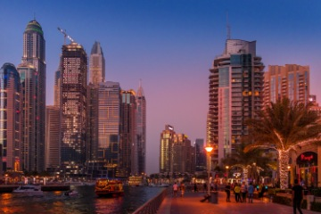 Dubai Departure