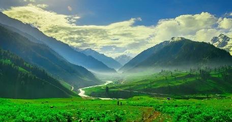 Srinagar to Sonamarg