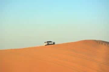 Dubai arrival & Desert Safari