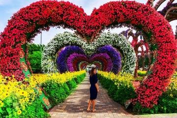 Miracle Garden Visit