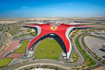 Abudhabi City Tour with Ferrari World