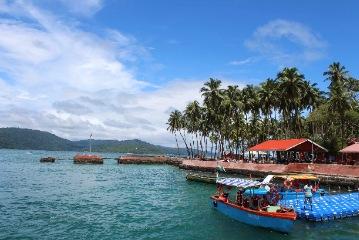 Port Blair arrival