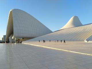 Azerbaijan Arrival