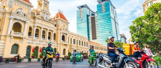 Ho Chi Minh Departure