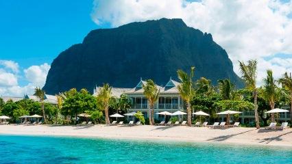 Mauritius Arrival