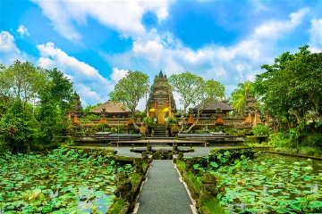 Bali Arrival