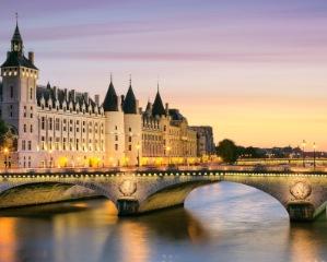 Paris Arrival