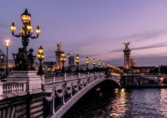 Paris departure