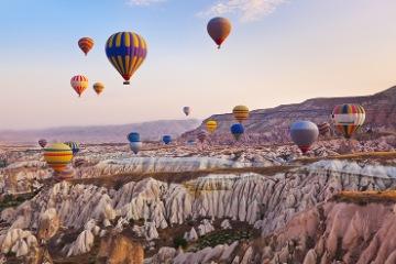 Istanbul to Cappadocia