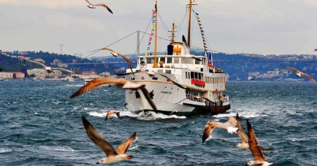 Bosphorus Cruise and Hagia Sophia – Istanbul