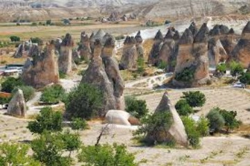 Cappadocia – Istanbul