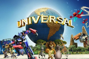 Full Day Universal Studio