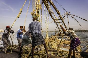 Cochin departure