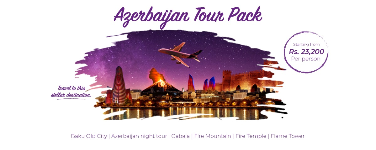 azebaijan tour packages